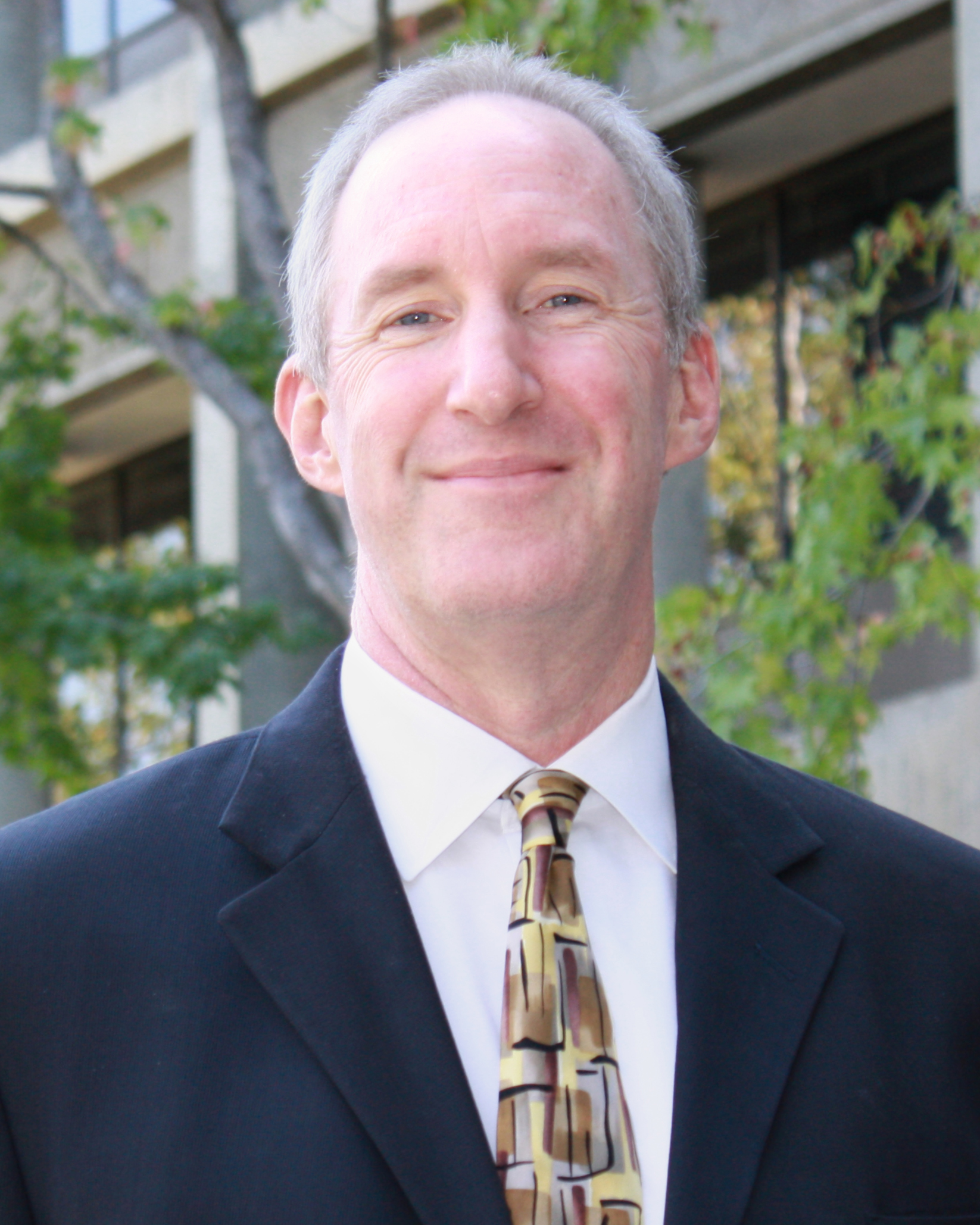Photo of Glenn Fox, PLS Associate Director
